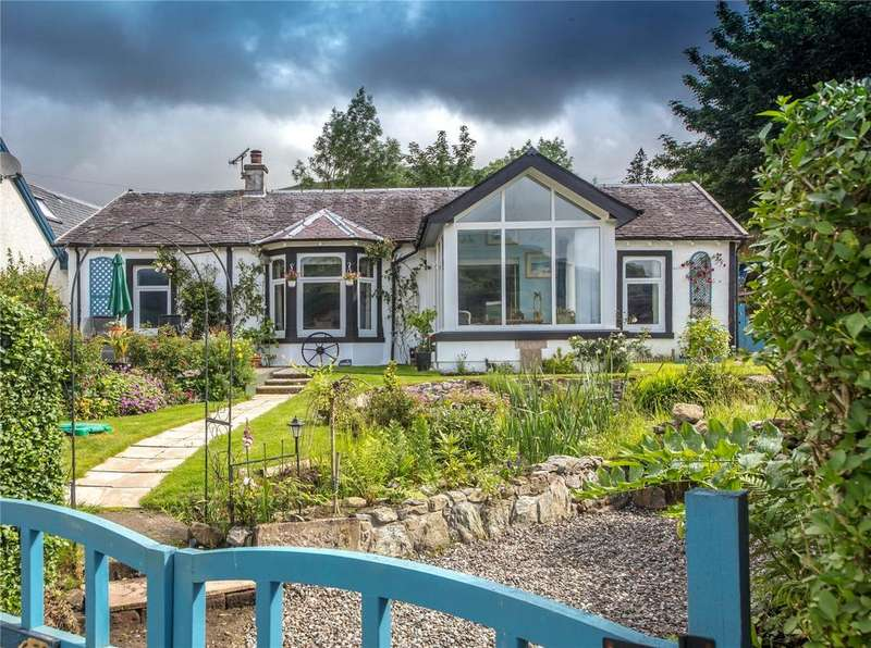 2 Bedrooms Detached House for sale in Ashburn, Lochgoilhead, Cairndow, Argyll, PA24