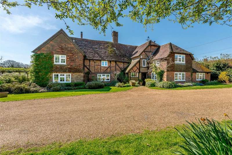 5 Bedrooms Detached House for sale in Northchapel, Petworth, West Sussex