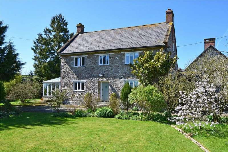 4 Bedrooms Detached House for sale in Yarcombe, Honiton, Devon