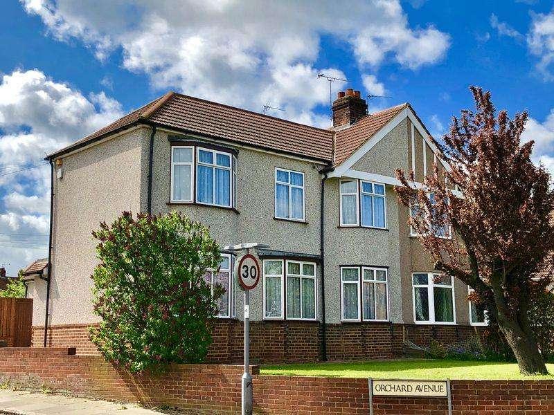 5 Bedrooms Semi Detached House for sale in Shepherds Lane, Dartford