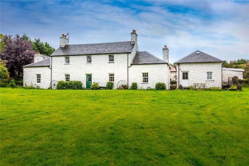 4 Bedrooms Unique Property for sale in Dunstaffnage Mains Farm, Dunbeg, Oban, Argyll, PA37