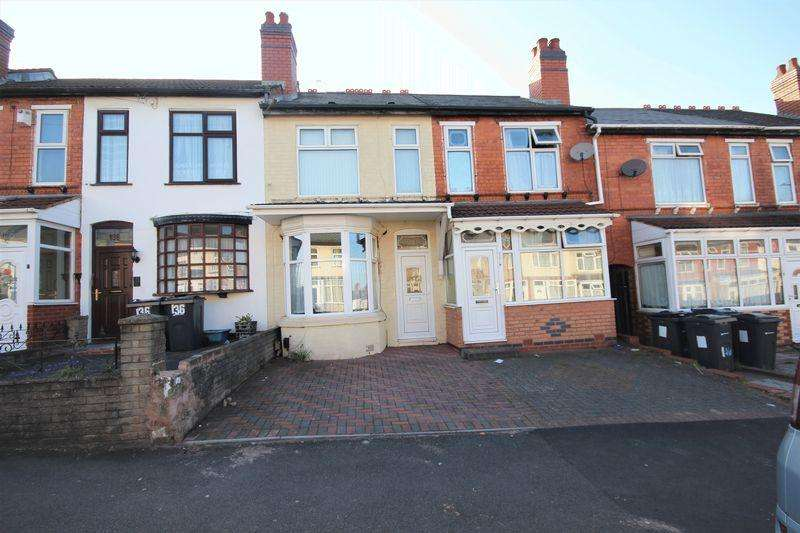 3 Bedrooms Terraced House for sale in St. Benedicts Road, Birmingham