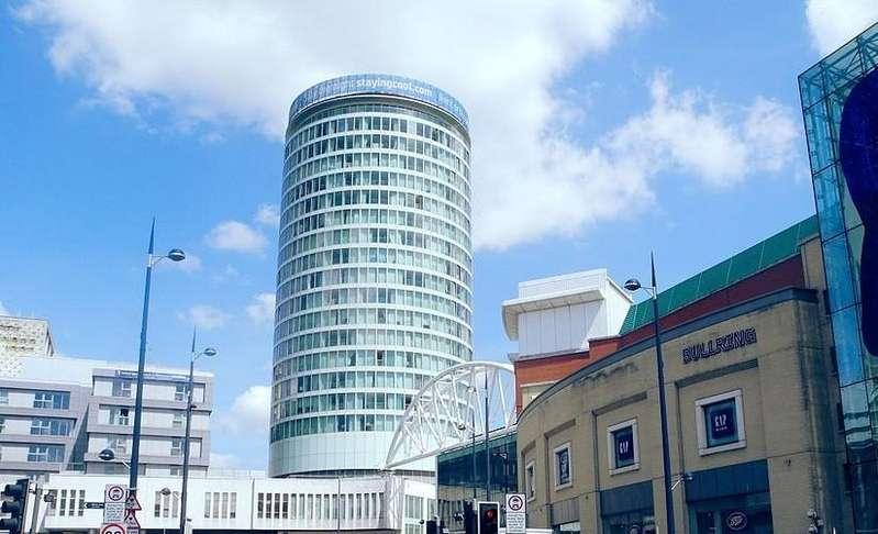 Studio Flat for sale in The Rotunda, Birmingham, Studio Apartment
