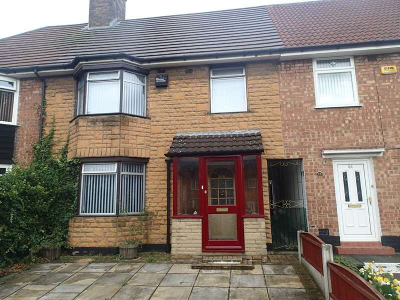 3 Bedrooms Terraced House for rent in Bray Road, Liverpool, Merseyside, L24