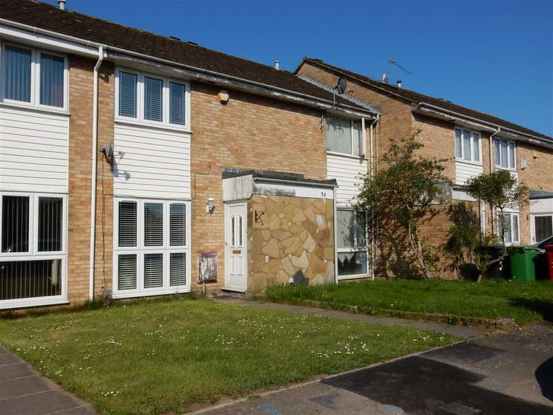 3 Bedrooms Terraced House for sale in Torridge Road, Langley
