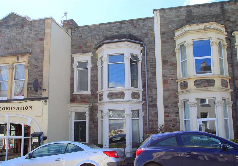 2 Bedrooms Terraced House for sale in Dean Lane Southville Bristol BS3