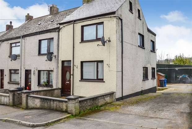 3 Bedrooms End Of Terrace House for sale in Bryan Street, Larne, County Antrim