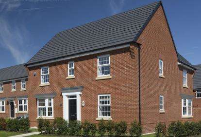 4 Bedrooms Detached House for sale in Plot 80, Gilbert Cross, Moss Lane, Sandbach