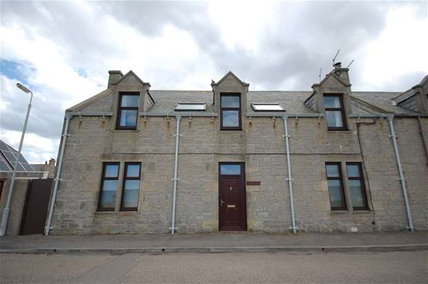 5 Bedrooms Semi Detached House for sale in Commerce Street, Lossiemouth