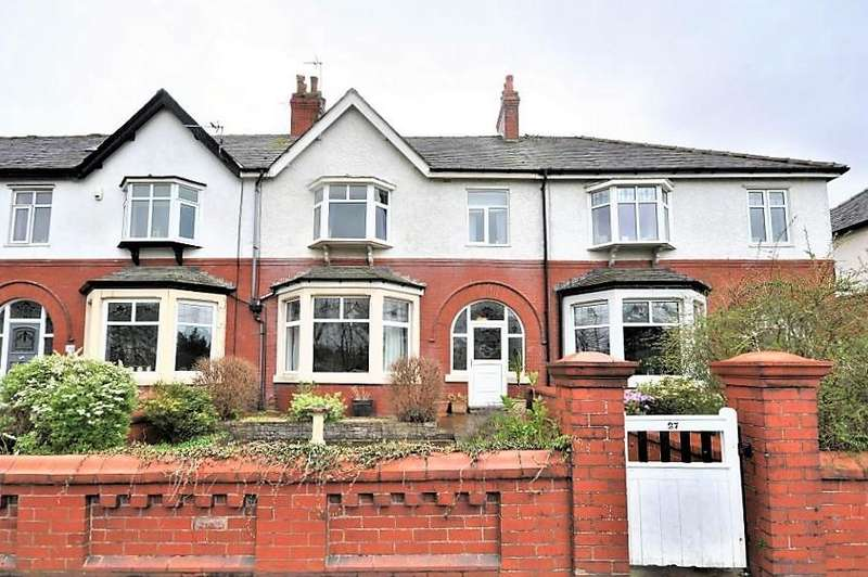 4 Bedrooms Terraced House for sale in Arundel Road, St Annes, Lytham St Annes, Lancashire, FY8 1BL