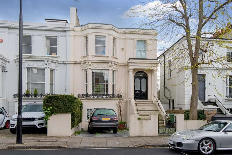 4 Bedrooms House for sale in Priory Road, West Hampstead