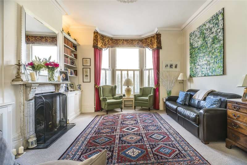 5 Bedrooms Terraced House for sale in Endlesham Road, London, SW12
