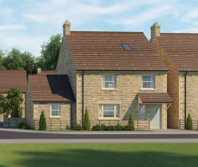 4 Bedrooms Detached House for sale in Gwash Meadows, Belmesthorpe Lane, Ryhall, Stamford, PE9