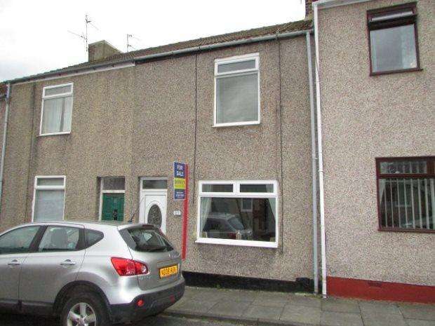 2 Bedrooms Terraced House for sale in FLORA STREET, SPENNYMOOR, SPENNYMOOR DISTRICT