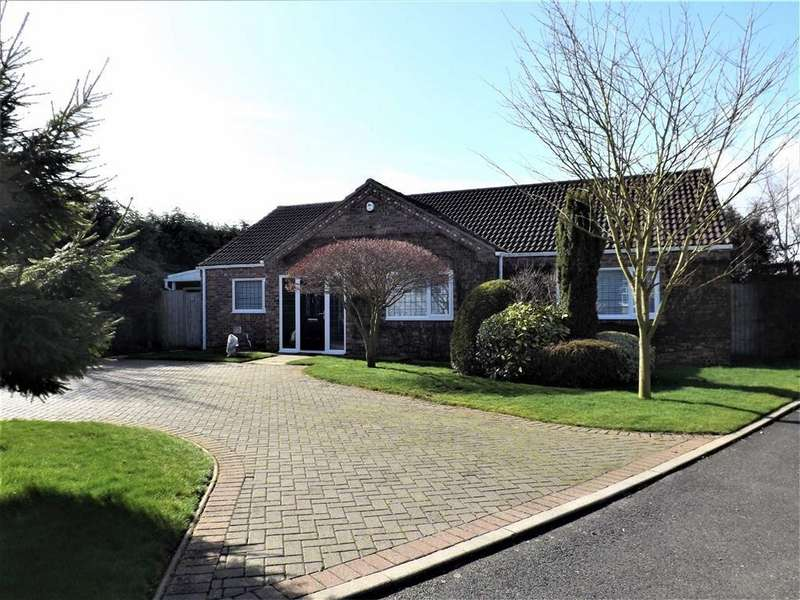 4 Bedrooms Detached Bungalow for sale in Castle Drive, Holbeach