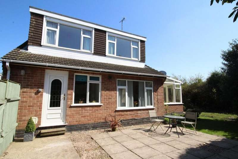4 Bedrooms Detached House for sale in Brookside Close, Shepshed