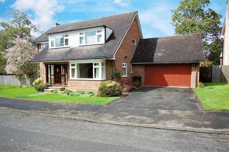 4 Bedrooms Detached House for rent in Chestnut Walk, Stevenage