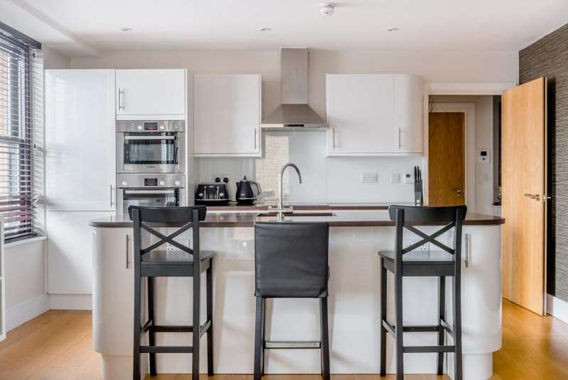1 Bedroom Flat for sale in The Sun Quarter, Askew Road, London W12