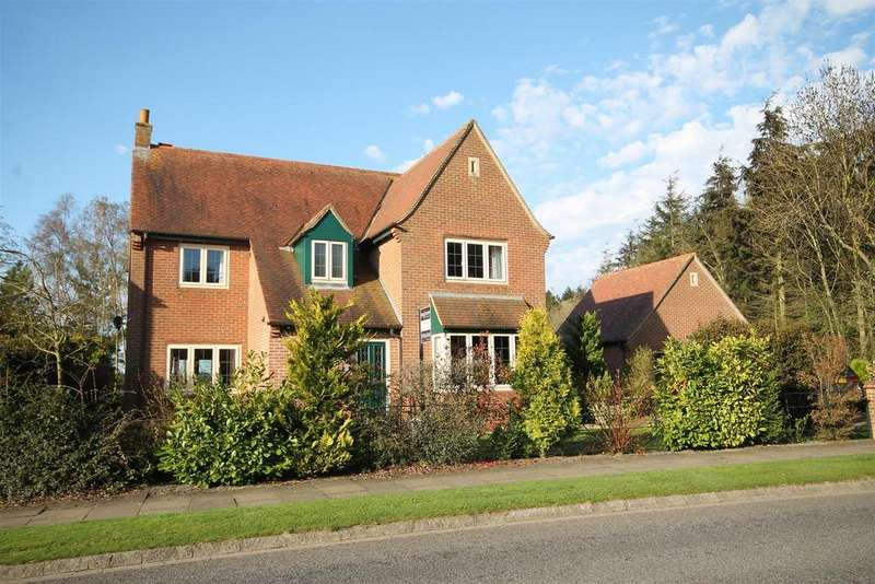4 Bedrooms Detached House for sale in The Wynd Wynyard, Billingham