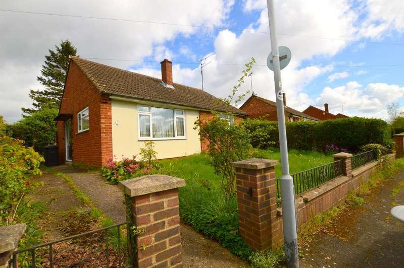 2 Bedrooms Detached Bungalow for sale in Icknield Way, Luton, LU3 2JX