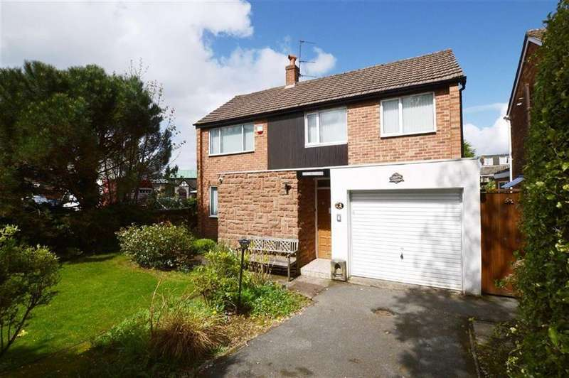 3 Bedrooms Detached House for sale in Spital Road, CH63