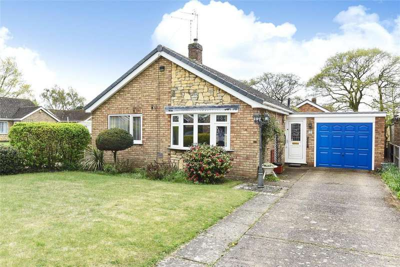 2 Bedrooms Detached Bungalow for sale in Lady Bower Close, North Hykeham, LN6