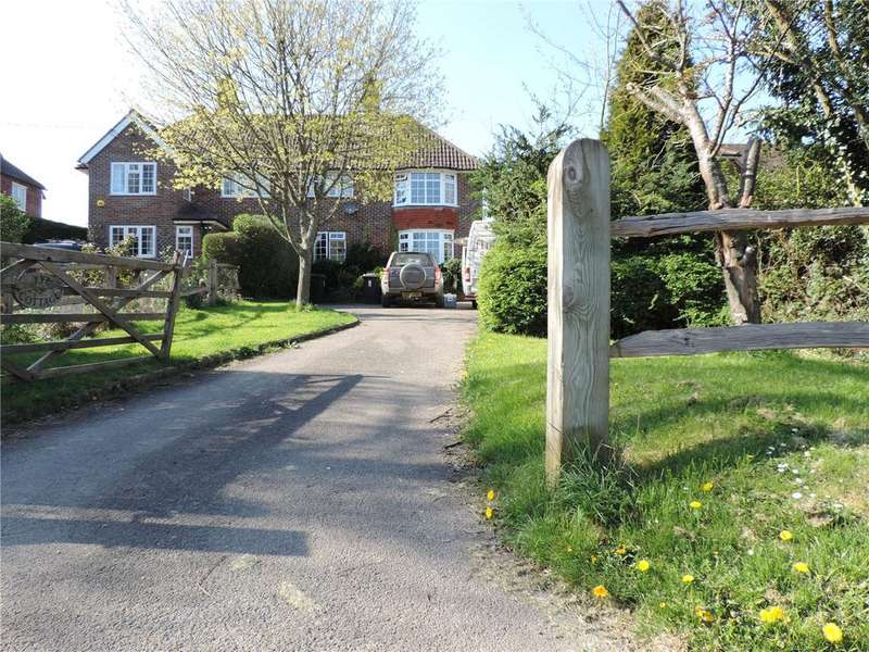 3 Bedrooms Semi Detached House for sale in Brambletye Lane, Forest Row, East Sussex, RH18