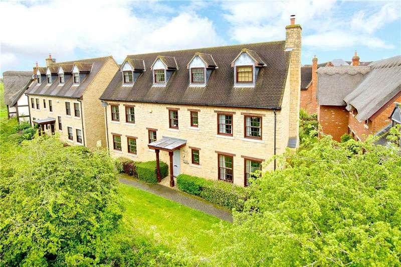 6 Bedrooms Detached House for sale in Goldhawk Road, Monkston Park, Milton Keynes, Buckinghamshire