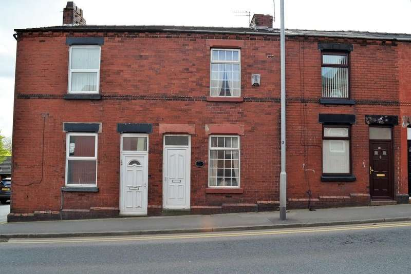 2 Bedrooms Terraced House for sale in Borough Road, St Helens