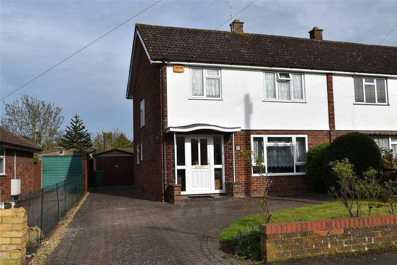 3 Bedrooms Semi Detached House for sale in St Laurence Road, Winslow