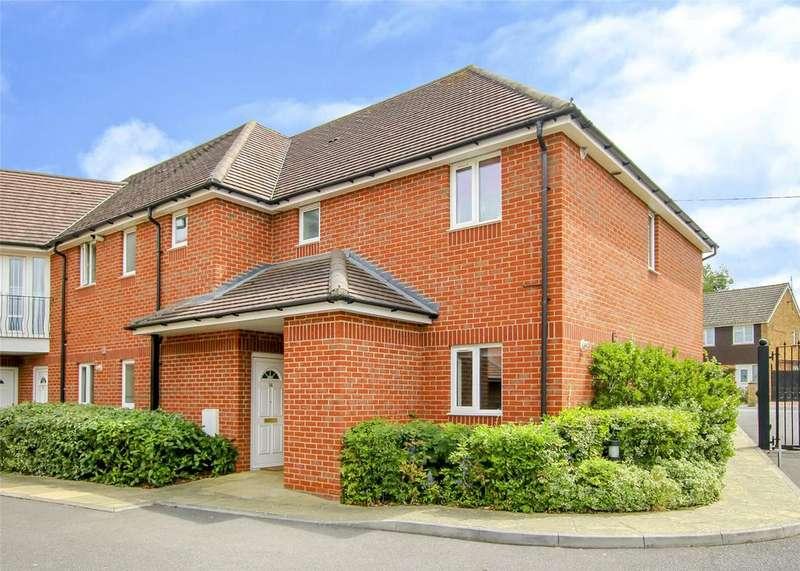 2 Bedrooms Apartment Flat for sale in Elliott Court, Binfield, Berkshire, RG42