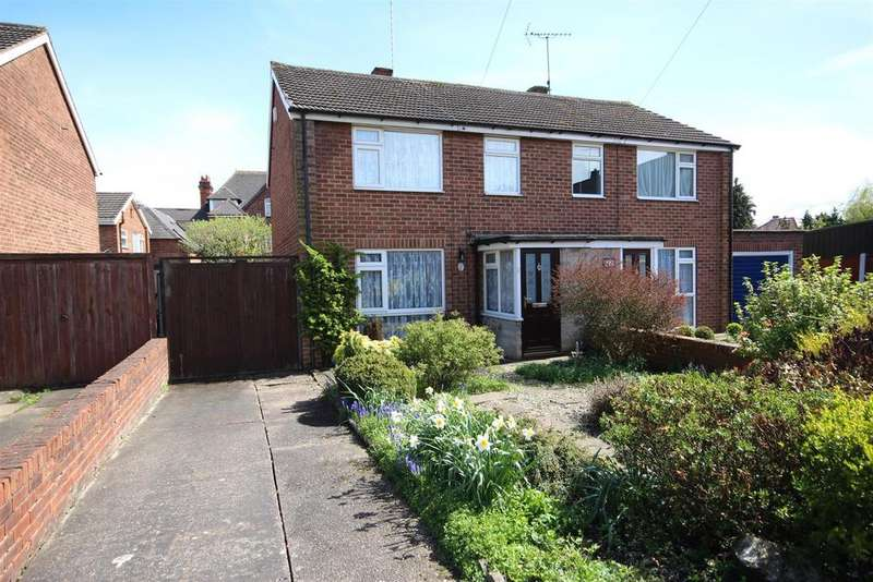 3 Bedrooms Semi Detached House for sale in Trowels Lane, Derby