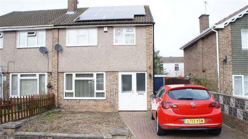 3 Bedrooms Semi Detached House for sale in Brookdale Road, Leicester