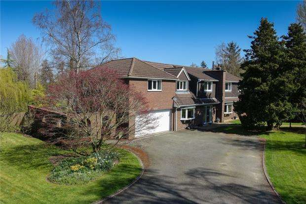 6 Bedrooms Detached House for sale in Condover Park, Condover