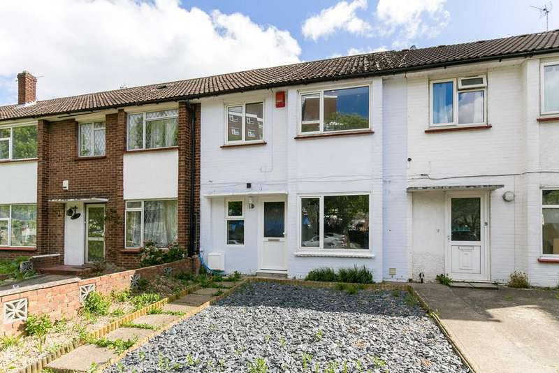 4 Bedrooms Terraced House for sale in Stonebridge Park, London