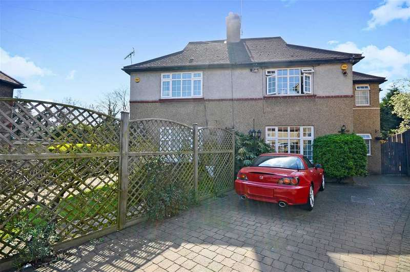 4 Bedrooms Semi Detached House for sale in Ryhope Road, London