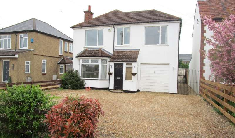 4 Bedrooms Detached House for sale in Eastcotts Road, Bedford, Bedfordshire, MK42 0JU