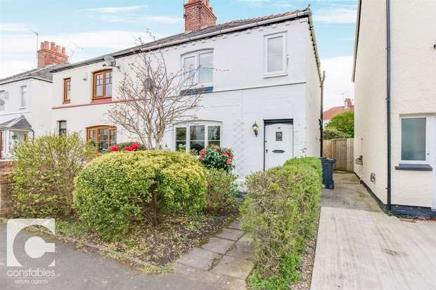 3 Bedrooms Cottage House for sale in Kings Road, Little Sutton, Ellesmere Port, Cheshire