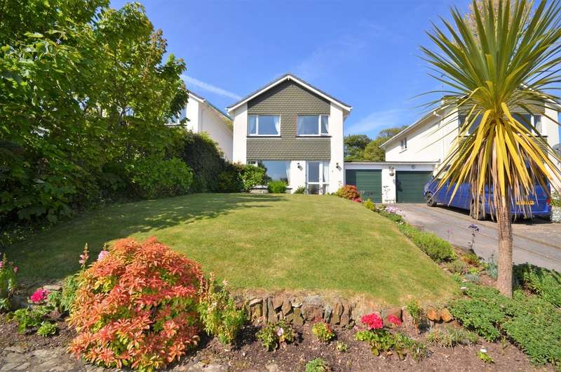 3 Bedrooms Link Detached House for sale in Castle Meadows, St. Agnes, Cornwall