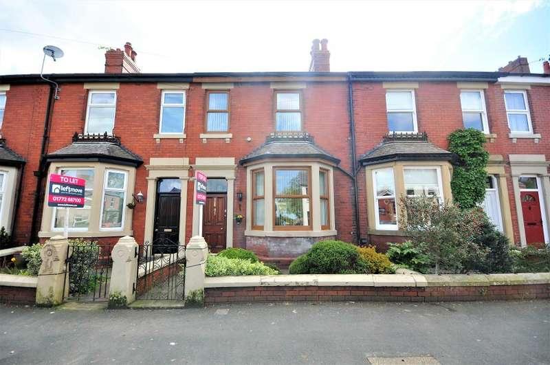 3 Bedrooms Terraced House for sale in Ribby Road, Kirkham, Preston, Lancashire, PR4 2BD