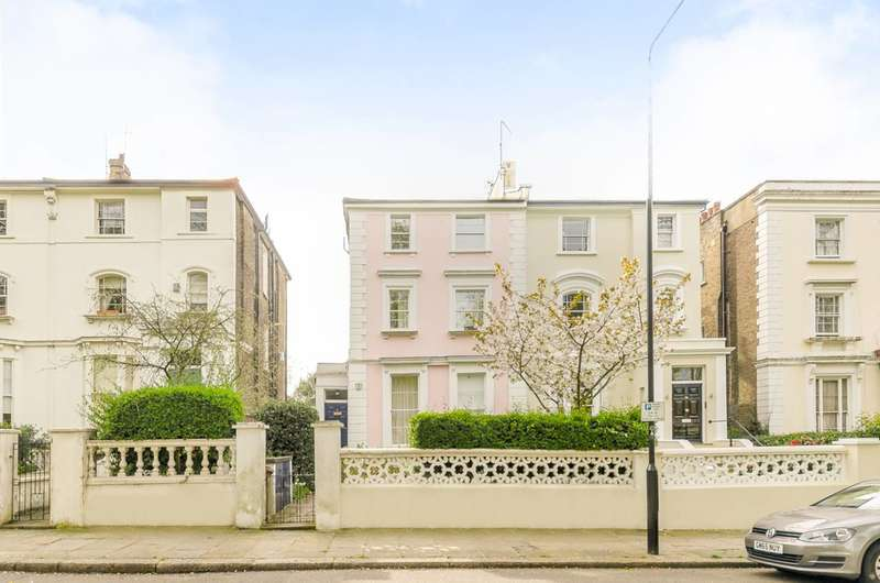 2 Bedrooms Flat for sale in Camden Square, Camden, NW1