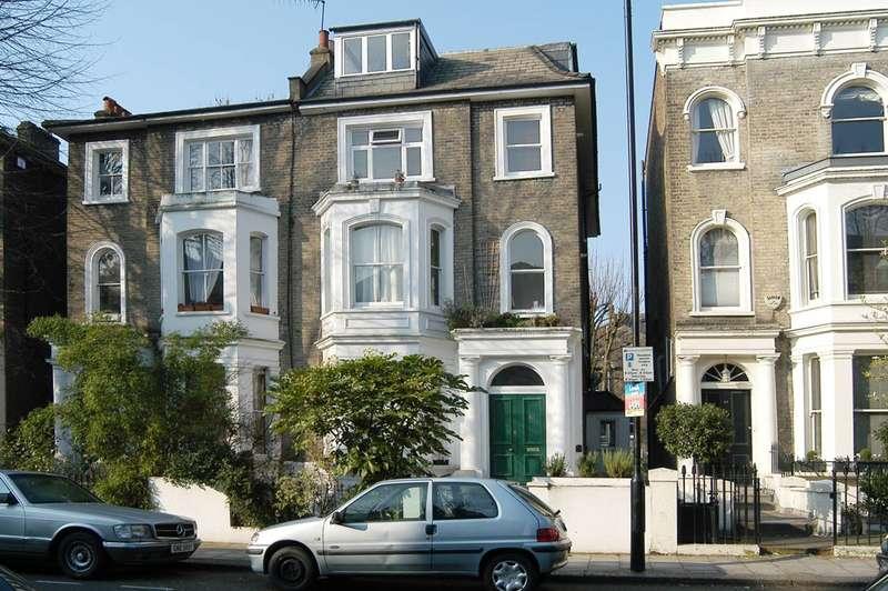 2 Bedrooms Maisonette Flat for sale in Aldridge Road Villas, Notting Hill, W11