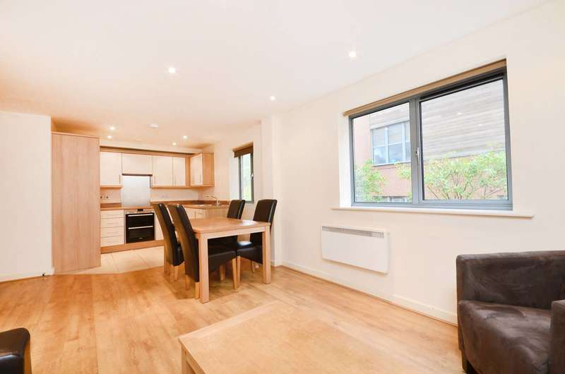 2 Bedrooms Flat for sale in Agate Close, Park Royal, NW10