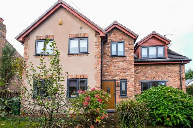 4 Bedrooms Detached House for sale in West Hyde, Lymm