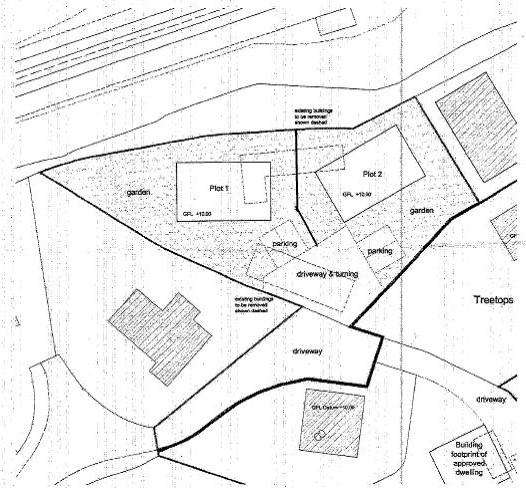 Plot Commercial for sale in Adjoining, Trevingey Parc, Redruth TR15