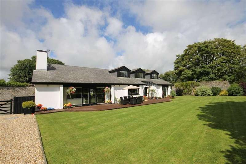 5 Bedrooms Detached House for sale in Nash Manor, Cowbridge, Vale Of Glamorgan
