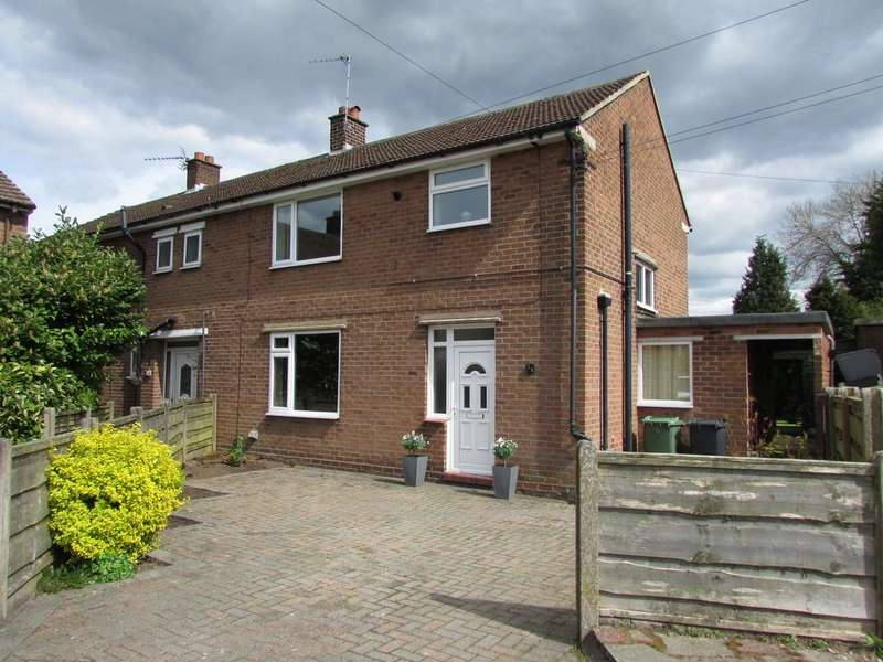 3 Bedrooms Semi Detached House for sale in Boundary Lane South, Cuddington