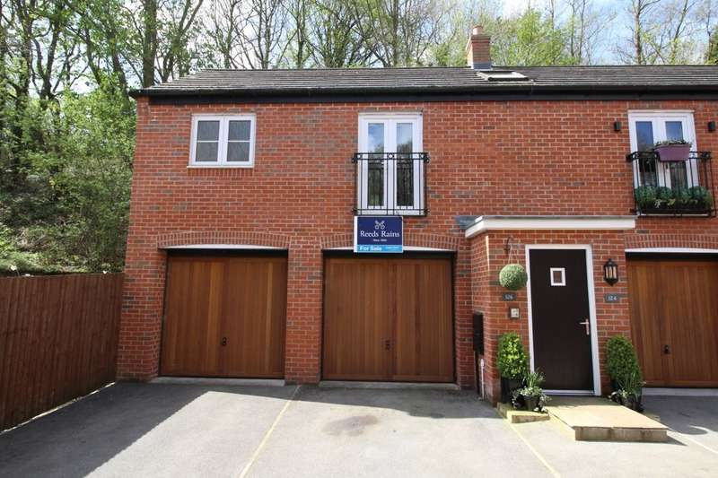 1 Bedroom Flat for sale in Bath Vale, Congleton, CW12