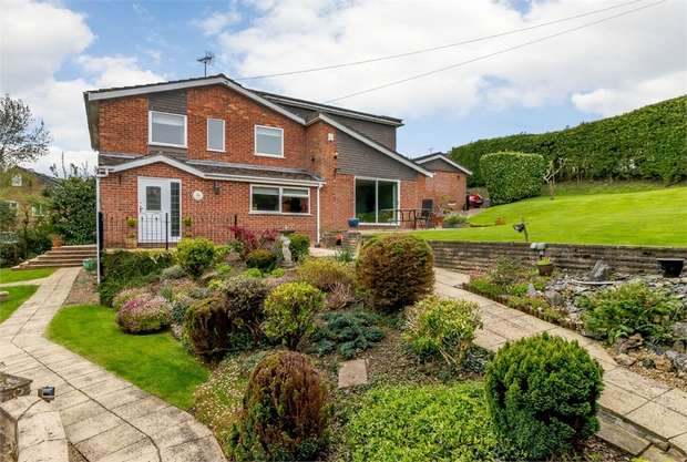 4 Bedrooms Detached House for sale in Water End Road, Beacons Bottom, High Wycombe, Buckinghamshire