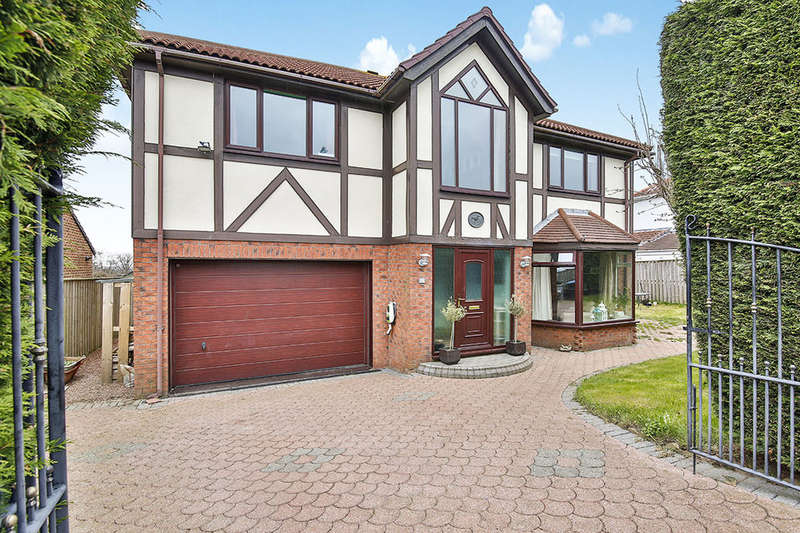 5 Bedrooms Detached House for sale in East Street, Stanley, DH9